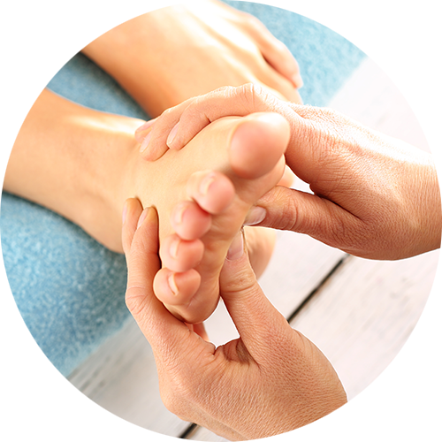 Reflexology available at Soul Intentions