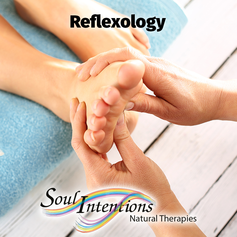 Reflexology – Relaxes, Restores, Revitalizes