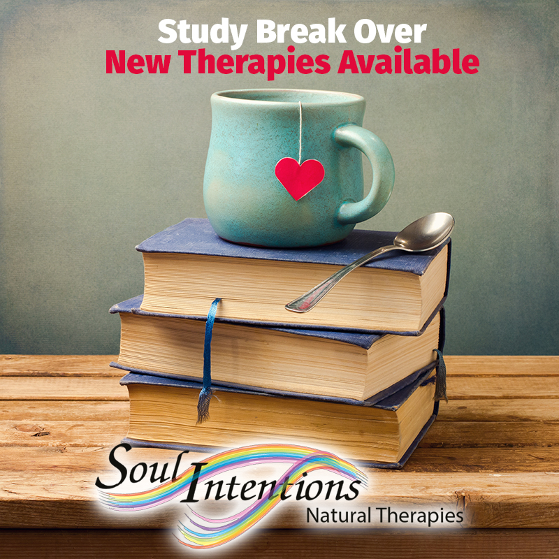 Study Break Over – New Therapies Available